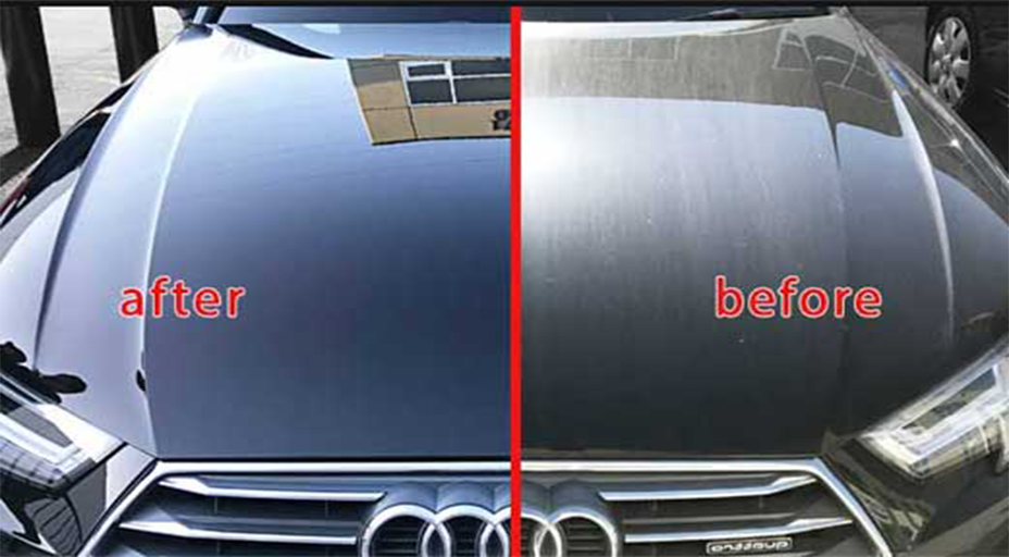 Nano ceramic coating (4 Sessions)